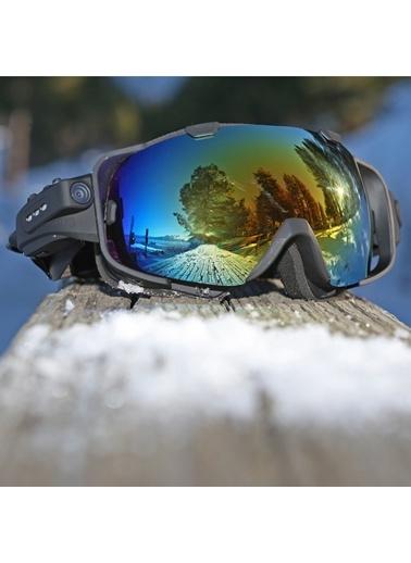 Liquid Image - Ops 1080P 12.0Mp Full Hd Kameralı Kayak ve Snowboard Gözlüğü
